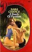 book cover of Touch of Passion
