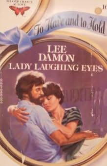 book cover of Lady Laughing Eyes