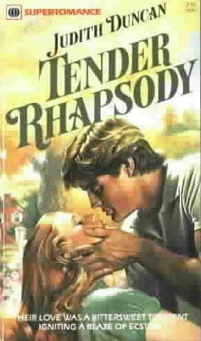 book cover of Tender Rhapsody