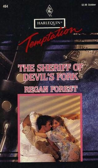 book cover of The Sheriff of Devil\'s Fork