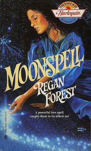 book cover of Moonspell