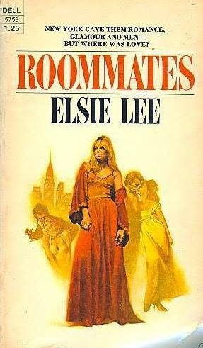 book cover of Roommates