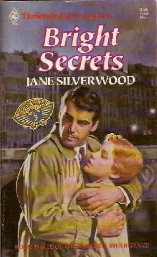 book cover of Bright Secrets