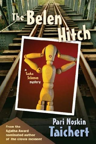 book cover of The Belen Hitch