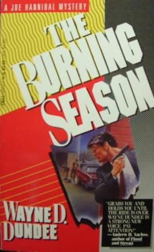 book cover of The Burning Season