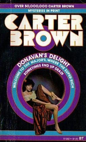 book cover of Donavan\'s Delight