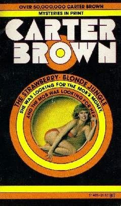 book cover of The Strawberry-Blonde Jungle