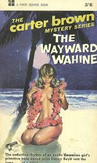 book cover of The Wayward Wahine