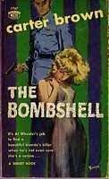 book cover of The Bombshell
