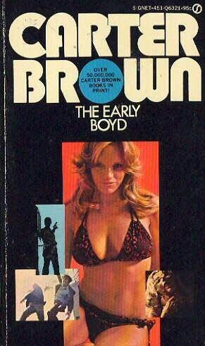 book cover of The Early Boyd