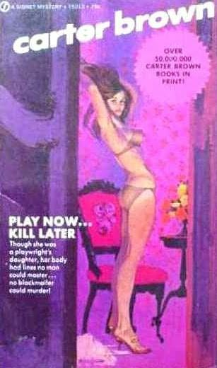 book cover of Play Now Kill Later