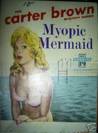 book cover of The Myopic Mermaid