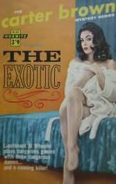 book cover of The Exotic