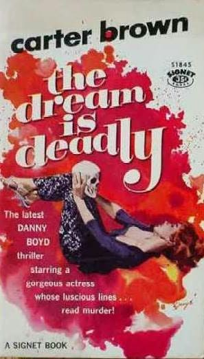 book cover of The Dream Is Deadly
