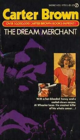 book cover of The Dream Merchant