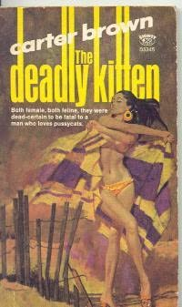 book cover of The Deadly Kitten