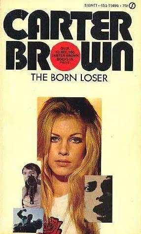 book cover of The Born Loser