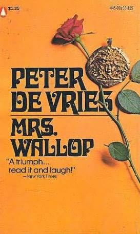 book cover of Mrs. Wallop
