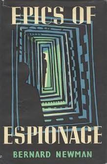 book cover of Epics of Espionage