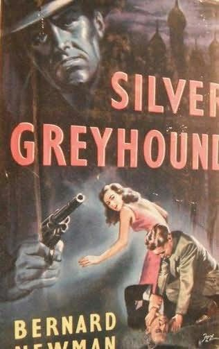 book cover of Silver Greyhound