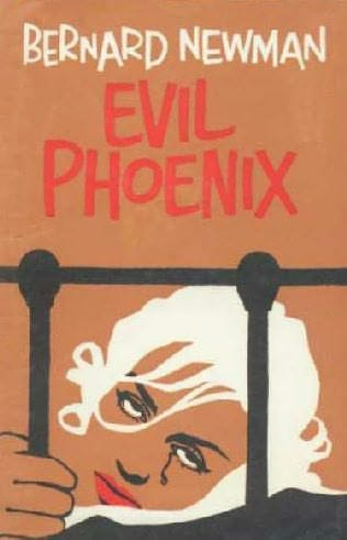 Evil phoenix by bernard newman for Bernard pineix