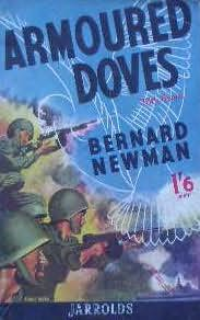 book cover of Armoured Doves