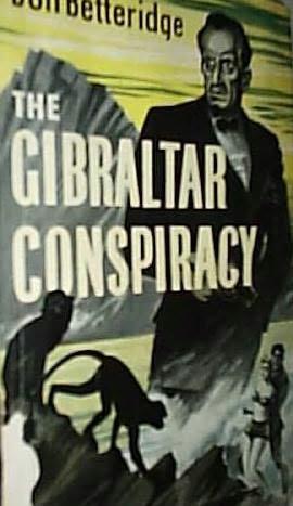 book cover of The Gibraltar Conspiracy