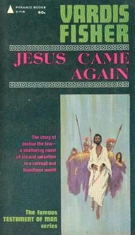 book cover of Jesus Came Again