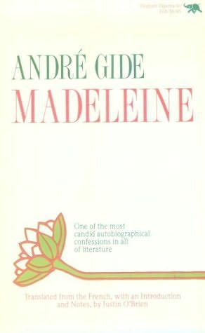 book cover of Madeleine