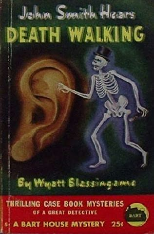 book cover of John Smith Hears Death Walking