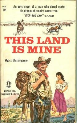 book cover of This Land Is Mine