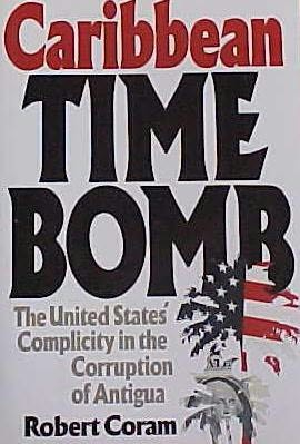 book cover of Caribbean Time Bomb