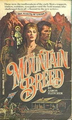 book cover of The Mountain Breed