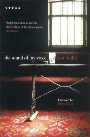 book cover of The Sound of My Voice
