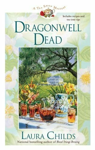 book cover of Dragonwell Dead