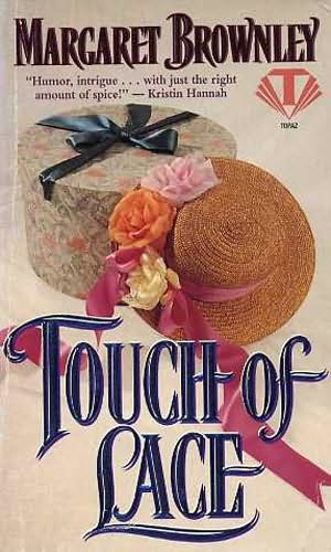 book cover of Touch of Lace