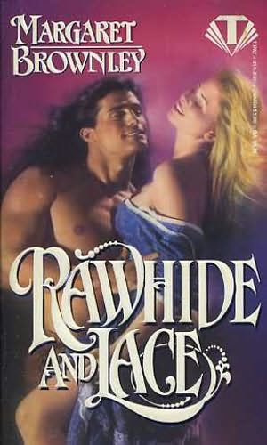 book cover of Rawhide and Lace