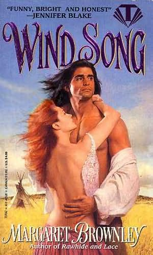 book cover of Wind Song