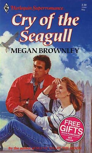 book cover of Cry of the Seagull