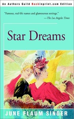 book cover of Star Dreams