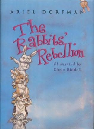 book cover of The Rabbits\' Rebellion