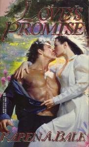 book cover of Love\'s Promise