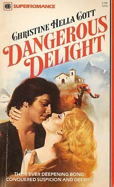 book cover of Dangerous Delight