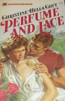 book cover of Perfume and Lace