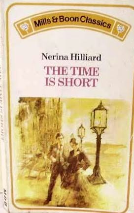 book cover of Time Is Short