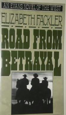 book cover of Road from Betrayal