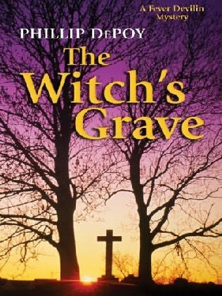 book cover of The Witch\'s Grave
