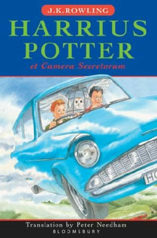 harry potter books cover. ook cover of Harrius Potter