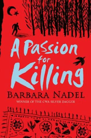 book cover of A Passion for Killing