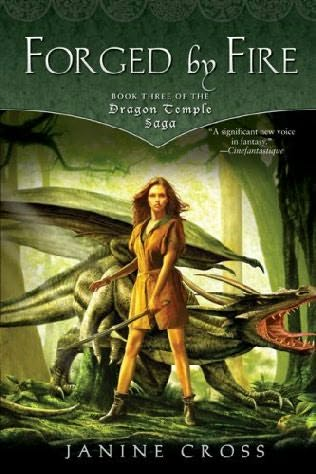 book cover of Forged By Fire